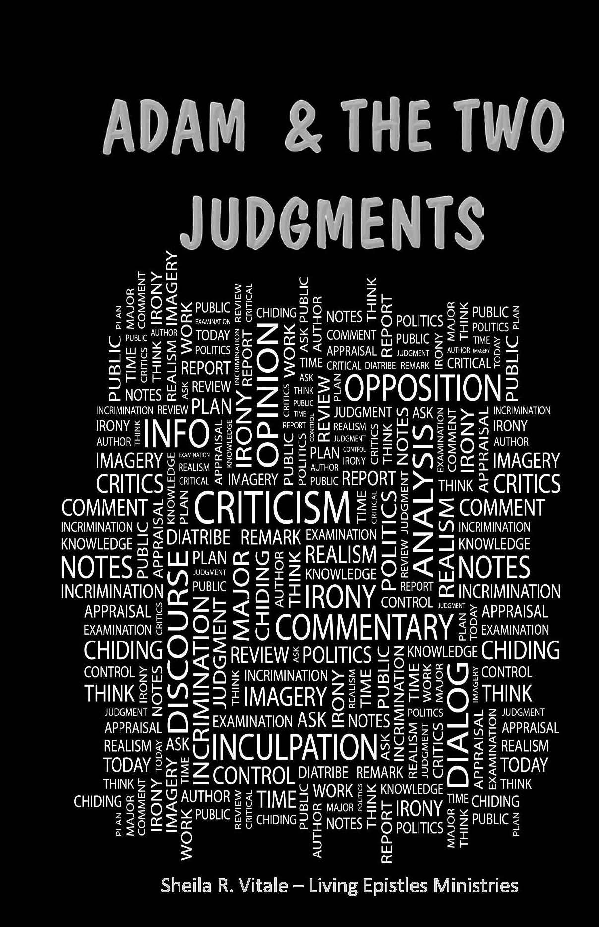 Adam And The Two Judgments Front